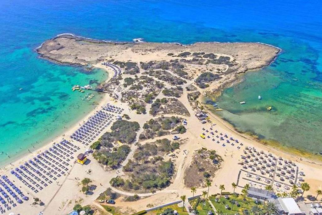 Macronissos Beach in Ayia Napa